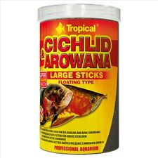 Tropical Cichlid & Arowana Carnivore Sticks 300g