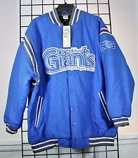 Headgear Negro Leagues Brooklyn Royal Giants Blue Wool/Viscose Men Jacket 3X New