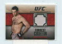 FORREST GRIFFIN 2011 Topps UFC Title Shot Fighter Relics #FR-FG