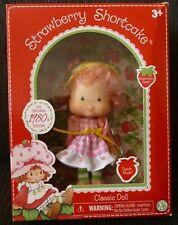 Strawberry Shortcake Peach Blush 35th Anniversary 1980's Reissue Classic Doll