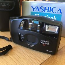 YASHICA Clearlook FF 30mm Yashica Lens MINT & Boxed 35mm film camera