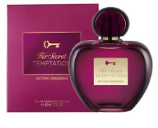 Antonio Banderas Her Secret Temptation eau de toilette para mujer 50 Ml