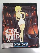 AMIGA GAME - COOL WORLD - BOXED COOLWORLD