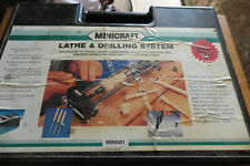 MINICRAFT MB6001 LATHE & DRILLING SYSTEM