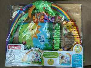 Fisher Price Rainforest Melodies & Lights K4562 Baby Playmat