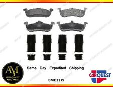 *Disc Brake Pads ceramic Rear SX1279 Lincoln,Ford 2007-2010