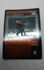 WWE Raw Deal COWBOY BOB ORTON INTERFERES FOIL CARD RANDY LEGEND SUPERSTARS