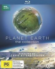 Planet Earth (Blu-ray, 2017, 7-Disc Set)