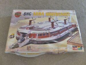 Airfix Hovercraft Plastic Kit 1/144 Scale Complete Unmade Plastic Kit