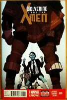 WOLVERINE and the X-MEN #5 (2014 MARVEL NOW! Comics) ~ VF/NM Comic Book