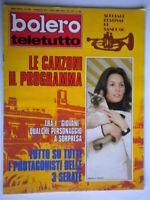 Bolero 1401 Fabio Testi Lino Capolicchio Sanremo Falk Melato Farinon Zanetti