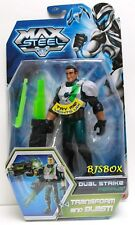 MAX STEEL Dual Strike FERRUS Action Figure with Accessories New Toy