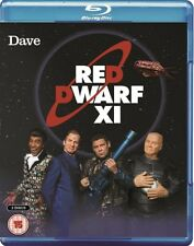 Red Dwarf XI Season 11 Series Eleven Eleventh Blu-ray Region B New