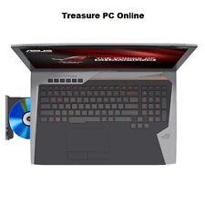 """Asus ROG G752VY-GC255T Laptop i7 6700HQ GTX980 256GB SSD 1TB 16GB RAM 17.3"""" FHD"""