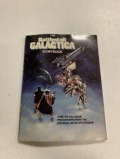 The Battlestar Galactica Storybook