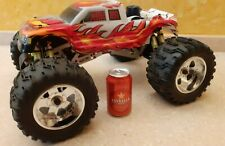 AVIORACING Jumpy 1/8 Nitro 4WD Monster Truck Coche RC