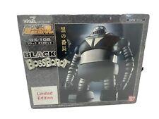 BANDAI GX10B Black Boss Borot Toys Dream Project Limited Ed. READ DESCRIPTION!!!
