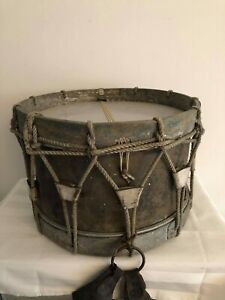 Superb Original COUESNON French Drum!