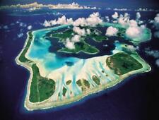 Aerial View, Bora Bora, French Polynesia - Paul Chesley Beach Print Poster 51x38