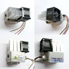 Engraving Laser Diode Head 2W 445nm + TTL Driver + Glass Lens - All In One, CNC