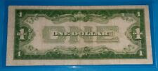 *1928 B $1 Silver Certificate ! FUNNY BACK ! OLD US CURRENCY! F/VF. COND !