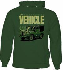 The Go Anywhere Vehículo - Hombre Divertido 4X4 Sudadera con Capucha 90 120 140