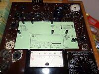 1 Röhre Telefunken EB 11 0,8 mA Tube Valve geprüft auf Funke W19 BL912