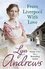 From Liverpool with Love by Lyn Andrews, New Book (Paperback)