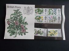 GB QEII 1967 Flowers Presentation Pack in Original Cellophane Superb M/N/H