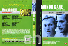 MONDO CANE : THE GODFATHERS OF MONDO - David Gregory  DVD NEW
