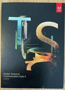 Adobe Technical Communication Suite 4 Windows english Voll BOX MWST RETAIL NEU