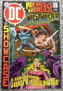 Preview Showcase Nightmaster #83