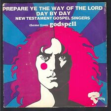 DAVE And the NEW TESTAMENT GOSPEL SINGERS Très RARE 45T Riviera 121.401