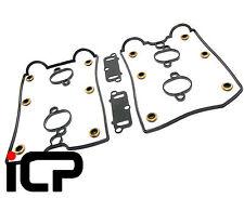 Genuine LH & RH Rocker Cover Gasket Kits Fits: Subaru Legacy Turbo Mk1 89-94