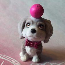 Barbie 2017 Series 2 Blind Bag Pets Mini Figurine King Charles ❤️ ADORABLE