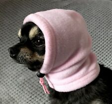 Chihuahua Fleece Hat. Dog Hat