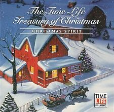 Various Artists : The Time-Life Treasury of Christmas: Christmas Spirit CD