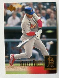 2001 Upper Deck Albert Pujols Rookie RC Dodgers Cardinals Angels **SHARP!**🔥🔥