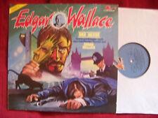 Edgar Wallace  3  - Der Hexer   klasse Maritim  LP