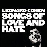 Leonard Cohen - Songs Of Love And Hate (180g 1LP Vinyl, Reissue) NEU+OVP!