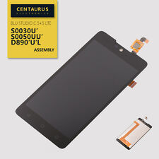 Touch Screen Digitizer LCD Display Fit For BLU Studio C 5+5 LTE D890 D890U D890L