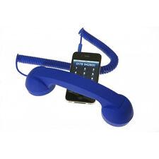 8 X Genuine Native Union Pop Phone Soft Touch Retro Handset - Dark Blue