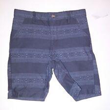 Route 66 Boys Shorts Size 7 Gray Tribal