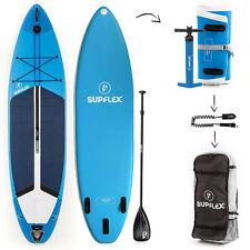 "Supflex Crossover 10'2""x31""x6"" the most complete paddle board on the market"
