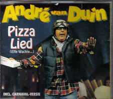 Andre van Duin-Pizza Lied cd maxi single