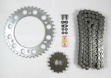 07-12 Honda CBR600RR CBR 600 RR X-Ring Chain and Sprocket Set (520 Conversion)