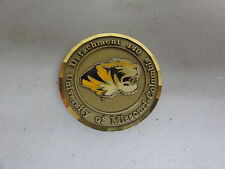 CHALLENGE COIN DETACHMENT 440 UNIVERSITY OF MISSOURI COLUMBIA AIR FORCE R.O.T.C