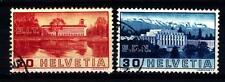SWITZERLAND - SVIZZERA - 1938 - Palazzo della Società delle Nazioni e del BIT a