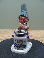 Goebel Gnome Co-Boy Well  #502 TMK 4 Mike The Jam Maker 1970 Gnome, USC#172