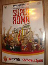 DVD ORIGINAL SUPERCOPPA TIM SUPER INTER-ROMA 0-1 FC AS 19/8/2007 TOTTI SPALLETTI